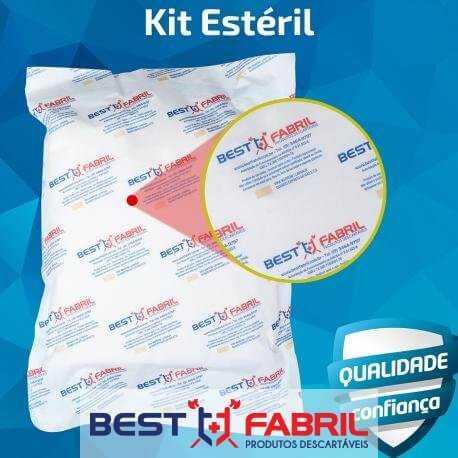 Kit Odontológico Descartável (TNT ou SMS-SSMMS)