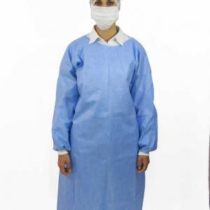 Avental cirurgico descartavel